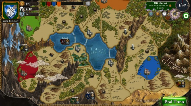 Patch Notes 20170321 – New Map: Lake of the Sun